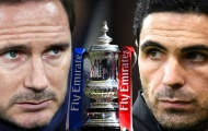Đấu Chelsea, Arteta nói rõ 1 câu về Lampard