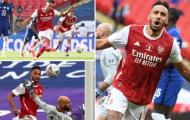 Aubameyang bùng nổ, Arsenal trở thành tân vương FA Cup