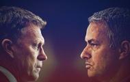 David Moyes đối đầu Mourinho vì chân sút tuyển Anh