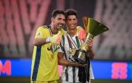 Dùng đội hình B, Juventus thua ngược Roma trong ngày đăng quang