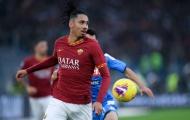 AS Roma trả Smalling về Man Utd: Đâu rồi tình yêu và tham vọng?