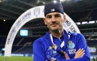 CHÍNH THỨC: Huyền thoại Iker Casillas tuyên bố 'treo găng'
