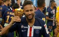 Neymar nói gì trước tin đồn trở lại Barca?