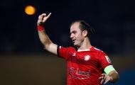 'Ông già gân' V-League tái xuất, đảm nhận vai trò mới tại Bình Dương