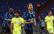 Conte thay người xuất sắc, Eriksen đưa Inter vào tứ kết Europa League