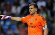 Đây, thủ môn duy nhất có thể sánh ngang thành tích với Casillas tại Real