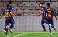 Barcelona, không La Liga thì Champions League?