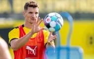 Tân binh Dortmund: 'Tôi luôn muốn lao về phía trước'
