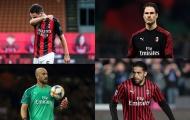 12 cái tên nằm trong danh sách thanh lý của AC Milan: Cựu sao Liverpool, Chelsea góp mặt