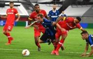 6 phút bù giờ sôi động của Inter: Eriksen mất penalty, Lukaku mất bàn thắng