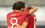 7 con số thú vị sau trận Man United 1-0 Copenhagen: 'Bruno 7, 13; Mata 100'