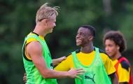Haaland dành lời kiêng nể đến 'thần đồng' sinh năm 2004 của Dortmund