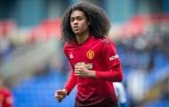 Sau Tahith Chong, lộ diện sao trẻ tiếp theo chia tay Man United