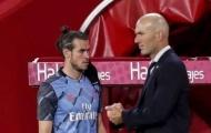 Bị Zidane bỏ rơi, Bale ra quyết định gây sốc