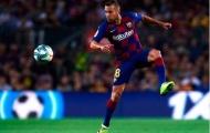 Chia lửa cho Alba, Barca nhắm 'cơn lốc biên trái La Liga'
