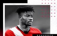 CHÍNH THỨC! Bị Mourinho cuỗm trụ cột, Southampton công bố tân binh thứ 2