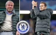 Ông chủ Roman Abramovich đồng ý chi 300 triệu bảng cho Lampard với 1 điểu kiện