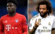 Làm gỏi Barca, 'cơn lốc biên trái Bayern' được Marcelo khen tấm tắc