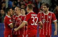 Ribery ra tay, thuyết phục sao Bayern đến Serie A thi đấu