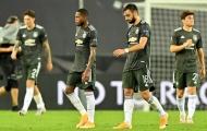 10 thống kê đặc biệt trận Man Utd 1-2 Sevilla: Hàng công thảm họa