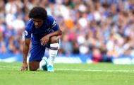 'Cậu ấy nên lo lắng khi Arsenal chiêu mộ Willian'