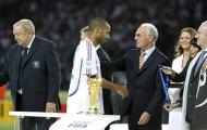 Thierry Henry và duyên nợ với nước Ý
