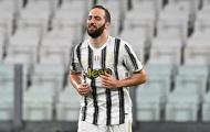 """Chai mặt, """"trò cưng của Sarri"""" quyết tâm bám trụ ở Juventus"""