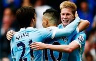 David Silva từ giã Man City, De Bruyne và Aguero đồng loạt lên tiếng