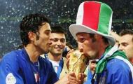 Marco Materazzi và ký ức không thể quên ở World Cup 2006