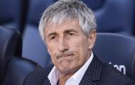 CHÍNH THỨC: Thua thảm Bayern, Barca cho Setien 'bay ghế'