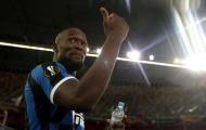 Vào chung kết, Lukaku gửi thông điệp đến Man Utd