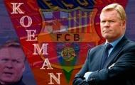 Koeman vừa đến, tương lai 2 trọng thần Barca được định đoạt?