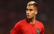 Rời Man United, lộ hai điểm đến khả dĩ cho Andreas Pereira