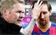 """BLĐ Barca lên kế hoạch chặt đứt """"vây cánh"""" của Messi"""