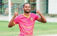 Chân sút số 1 V-League 2020 bị đe dọa, Sài Gòn FC lên tiếng bảo vệ