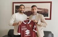 CHÍNH THỨC: AC Milan bán 'nạn nhân' của Theo Hernandez