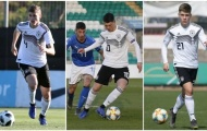 Lazar Samardzic: 'Báu vật' mới của bóng đá Đức