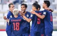 Báo Thái Lan: Voi chiến sẽ có lực lượng mạnh nhất ở VL World Cup 2022