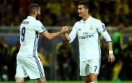 """""""Cậu ta sẽ là Benzema mới của Ronaldo tại Juventus"""""""