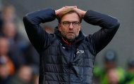 Vận đen ập đến, Klopp thông báo sao Liverpool dính chấn thương đầu gối