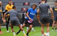 Sanchez trở lại, Conte 'vui như hội' trước trận chung kết Europa League