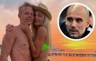1 tuần trôi qua, hôn thê sao Man City đổ hết lỗi cho Pep Guardiola