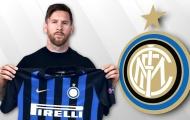 Đội hình Inter Milan có Messi: Đủ khả năng cạnh tranh Champions League