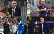 Maurizio Sarri và 6 HLV đã bị 'mất việc' sau khi Serie A 2019-20 hạ màn