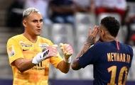'Nạn nhân' của Courtois đứng trước ngưỡng cửa lịch sử Champions League