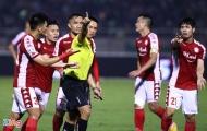 Trọng tài không thể tập huấn ở Đà Nẵng
