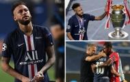 50 sắc thái của Neymar sau 'cú ngã trước ngưỡng cửa thiên đường'