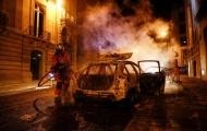 CĐV nổi điên, Paris hoang tàn sau khi PSG thua trận