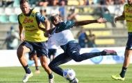 'Bom tấn' 80 triệu ghi bàn ngay trận đầu tiên trong màu áo Napoli