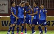 Giữa tâm dịch, CLB Quảng Nam vẫn tập luyện chờ V-League trở lại